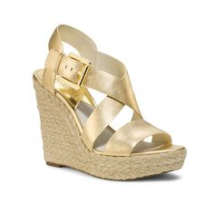 25 Chic and Stylish Espadrilles - Michael Michael Kors from #InStyle - $150 at michaelkors.com