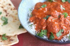 Slow Cooker Butter Chicken : Meal Planning 101  These are updated photos to the highly praised 2nd most popular recipe on my blog!