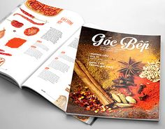 """Check out new work on my @Behance portfolio: """"Food Magazine"""" http://be.net/gallery/38456923/Food-Magazine"""