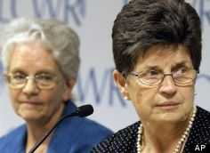 Vatican Crackdown: American Nuns Reject Takeover But Seek Dialogue On Difference  / American nuns facing a Vatican takeover of their leadership organization on Friday (Aug. 10) rejected Rome's plans to recast the group in a more conservative mold, but declined -- for now -- to respond with an ultimatum that could have created an unprecedented schism between the sisters and the hierarchy.