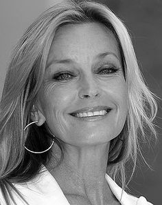 Bo Derek, actress and activist 57.5 yrs  in July 2014