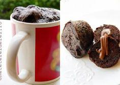 CHEC CU CACAO IN DOUA MINUTE Nutella, Mugs, Tableware, Dinnerware, Tumblers, Tablewares, Mug, Dishes, Place Settings