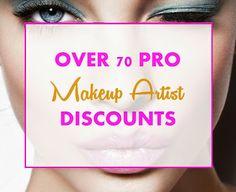 Becoming a Makeup Artist: Pro Makeup Art. Becoming a Makeup Artist: Pro Makeup Artist Discount Programs Makeup Artist Quotes, Makeup Artist Tips, Freelance Makeup Artist, Professional Makeup Artist, Makeup Artists, Makeup Quotes, Party Makeup, Makeup Kit, Makeup Eyeshadow