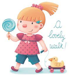 Illustrations for kids on Behance