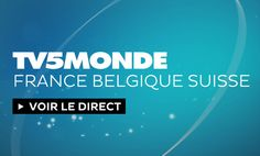 website to directly access TV5monde