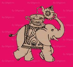 Tea Elephant