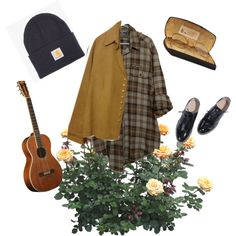 Untitled #39 by kittymaid on Polyvore featuring polyvore fashion style Coldwater Creek Carhartt