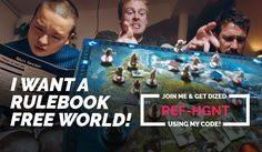 Board games need a place for all the rule books, guides, tutorials and videos all in one place. Why not on your tablet or phone?
