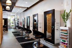 Caruso Styling Chair - Bombshell Salon, Encinitas, CA