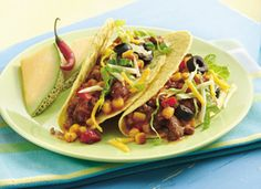 Sloppy Joe Confetti Tacos Recipe - Tablespoon