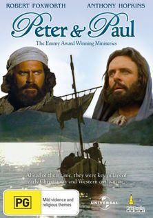 Peter and Paul by Anthony Hopkins, Robert Day, Lark Rise To Candleford, Herbert Lom, Jean Peters, Hail Caesar, Little Dorrit, Julian Fellowes, Raymond Burr