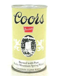 The original Coors #Beer