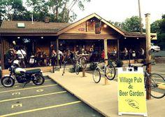 Village Pub for pretzel sandwiches - #nashville #riversidevillage