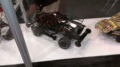 Glass R/C Car #2