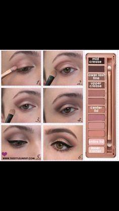 LA Girl Beauty Brick Nudes Eyeshadow Palette Reviews - LA Girl Eyeshadows
