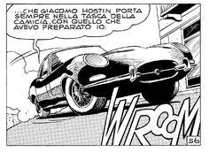 The Perfect Anti-hero: Diabolik and the Jaguar E-Type