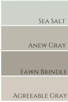 Is This The Most Popular Neutral? Agreeable Gray by Sherwin Williams is one of the most popular neutral colours out there just now for Interior Design and Decor. While I haven't had a project… Bedroom Color Schemes, Bedroom Paint Colors, Interior Paint Colors, Paint Colors For Living Room, Paint Colors For Home, Colour Schemes, House Colors, Gray Bedroom, Paint Colours