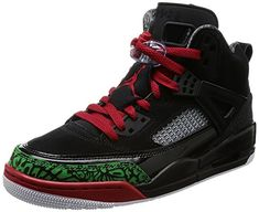 low priced eaec1 6ceb0 Amazon.com Jordan Nike Men s Spizike Black Varsity Red Basketball Shoe   jordan