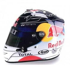 Arai Helmet - S.Vettel - Suzuka 2011 -World Champion