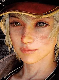 Cindy aurum,very pretty Cindy Final Fantasy Xv, Final Fantasy Type 0, Final Fantasy Collection, Final Fantasy Characters, Cindy Aurum, Virtual Girl, Cosplay, Detroit Become Human, Fantasy Women