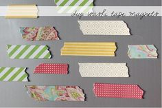 Top Washi Tape Projects | Honey We're Home