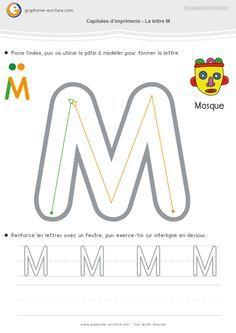 maternelle-ecriture-moyenne-section-ms-apprendre-à-écrire-capitales-imprimerie-lettre-m