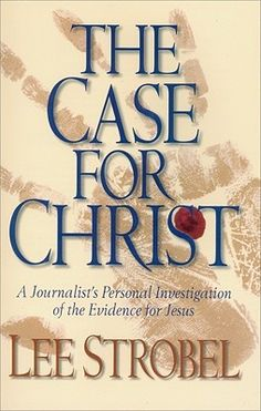 The Case for Christ -an investigative journalist researches the case for Christ, determined to disprove the claims of the Bible...and comes away saved!