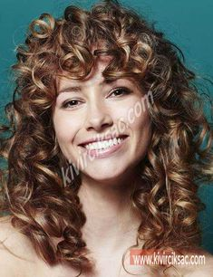 Curly Bangs Hairstyle Ideas In 2020 20 Most Incredible Curly Hairstyles with Bangs Of 93 Amazing Curly Bangs Hairstyle Ideas In 2020 Curly Hair Fringe, Layered Curly Hair, Curly Hair With Bangs, Short Curly Hair, Updo Curly, Curly Hair Styles Easy, Medium Hair Styles, Natural Hair Styles, Short Hair Styles