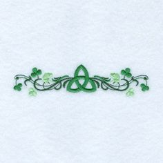 embroidery designs Starbird Inc Embroidery Design: Irish Knot Line inches H x inches W - Armband Tattoos, Anklet Tattoos, Tribal Sleeve Tattoos, Tattoos Skull, Tattoo Bracelet, Zodiac Tattoos, Belly Tattoos, Wing Tattoos, Eagle Tattoos