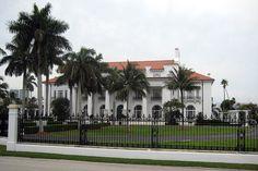 Palm Beach - Henry Morrison Flagler House