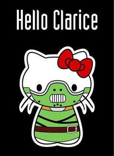 Hello Clarice Hannibal Kitty [Sanrio]