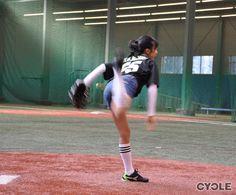 こじるり、華麗なる投球フォームを連続写真で振り返る|CYCLE サイクル やわらかスポーツニュース cyclestyle.net/