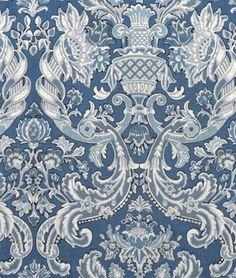 4abad488a1 Shop P. Kaufmann Batik Indigo Fabric at onlinefabricstore.net for  19.25   Yard.
