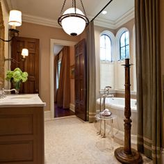 White Walls Trim Wood Windows Design Ideas, Pictures, Remodel and Decor