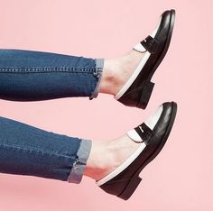 Loafers are a wardrobe staple. The schuh Tiebreaker style makes that clear. @schuhshoes