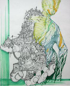 6Q AP Central - Exams: 2014 Studio Art Drawing Portfolio Student Samples