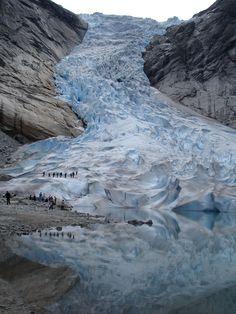 Briksdal Glacier | by eric_e_hayward