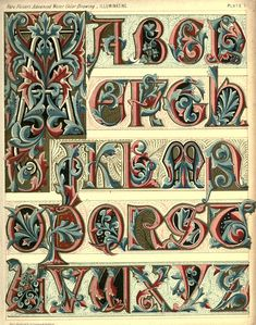 A practical treatise on the art of illuminating   with examples, chromographed in fac-simile and in outline, of the styles prevailing at different periods, from the sixth century to the present time by Marcus Ward. 1873 London .