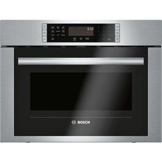 500 Series 24 Inch Microwave Oven with SpeedChef - Stainless Steel