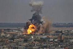 #BB4SP: Israel Readies 'Ground Assault' On Gaza ➡ Calls Up 40,000 Reservists!