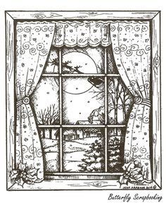 http://www.ebay.com/itm/Night-Before-Christmas-Window-Wood-Mounted-Rubber-Stamp-NORTHWOODS-NEW-P9670-/191704832488?hash=item2ca27f99e8:g:PrkAAOSwq7JT4piA