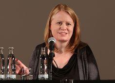 """DER ÖFFENTLICHKEIT, Talk """"The Present Moment"""", Bridget McRae, Haus der Kunst, 06.11.14, photo Marion Vogel"""