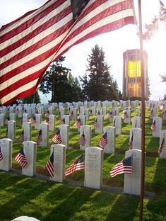 """Those things which are precious are saved only by sacrifice"". Remember the reason for the holiday. God bless the USA!"