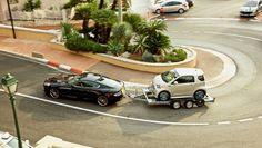 Aston with Aston Martin