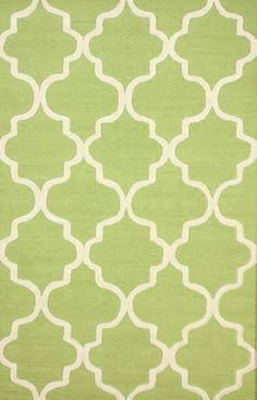 Rugs USA Tuscan Trellis VS71 Green Rug- 70% off, $258 love the color/patern