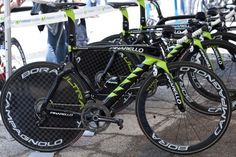 Gallery: 2013 Giro d'Italia, time trial bikes