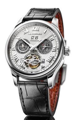 Chopard L.U.C Perpetual T in Platinum - Limited 25 pieces - Perpetuelle  Armbanduhr, Schöne Uhren 5fa2f9d8c9