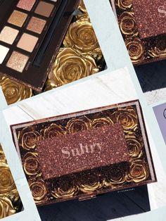 Nouvelle surprise d'Anastasia Beverly Hills avec la palette Sultry