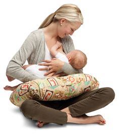 Boppy - I used my Boppy every day, several times a day, for the whole time I was nursing. it made it much more comfortable for both of us. Anything that makes nursing easier, DO IT.