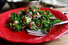 DSC_2978 Kale Recipes, Cooking Recipes, Healthy Recipes, Delicious Recipes, Entree Recipes, Skinny Recipes, Healthy Dinners, Fruit Recipes, Recipes Dinner